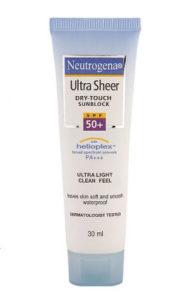 Neutrogena Dry Touch Sunblock