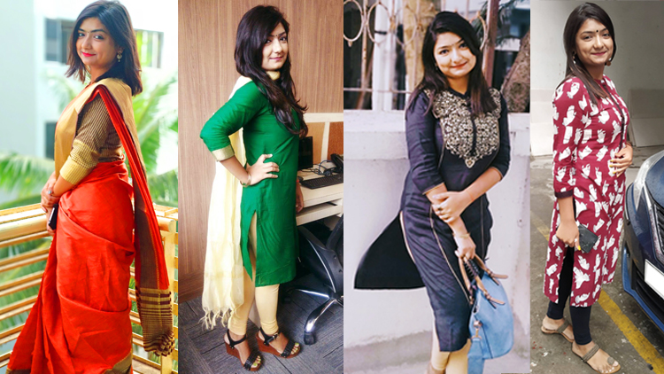 6 Addictive Indian attire that will rock your workplace