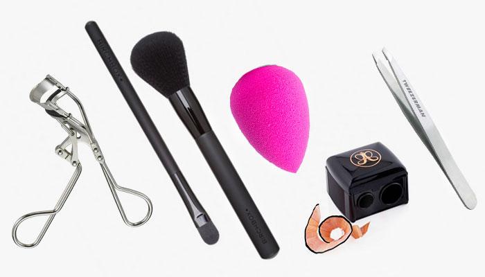 makeup tools to avoid cakey makeup