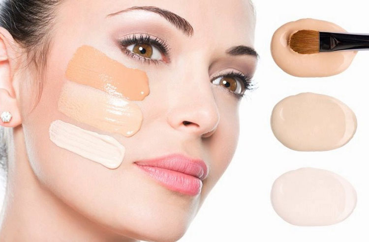 right foundation shade for your skin tone