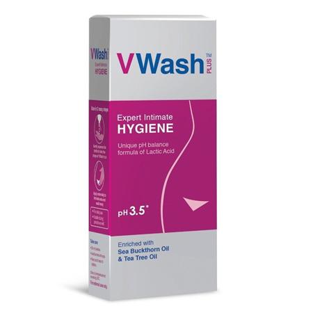VWash Plus Intimate Hygiene Wash