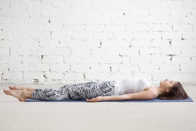 Yoga Asanas - Savasana