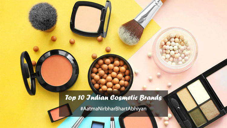 Top 10 Indian Cosmetic Brands