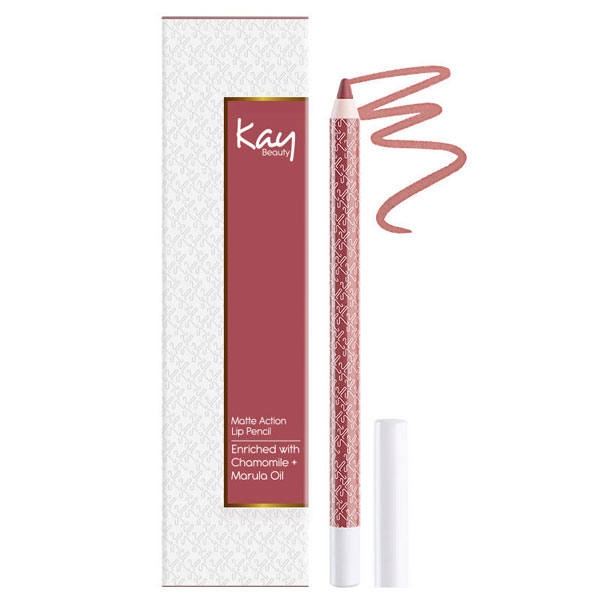 Kay Beauty Matte Action Lip Liner
