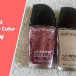 Wet N Wild Shine Nail Color Review